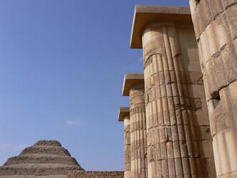 Imhotep ancient egyptian architecture and medicine for Imhotep architecte